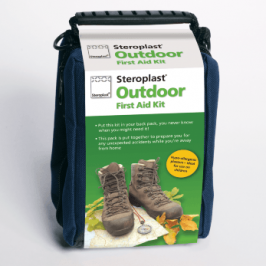 Outdoor Mini First Aid Kit